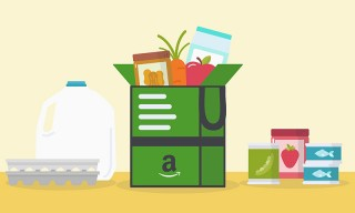 Amazon to Open Brick-and-Mortar Grocery Stores and Offer Curbside Pickup