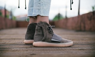 "Highsnobiety & Footshop Are Giving Away a Pair of the YEEZY Boost 750 ""Chocolate"""