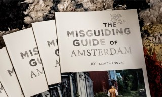 "Get to Know Amsterdam With Scotch & Soda's ""Misguiding Guide"""