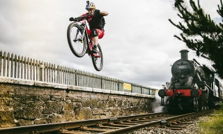Watch Danny MacAskill Land Never-Before-Seen Tricks as He Tears Through Scotland