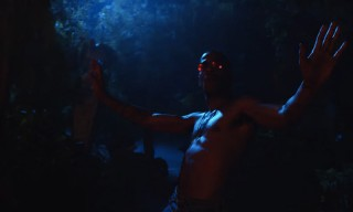 "Watch Kid Cudi Bust Some Shapes in the Sensual Video for New Track ""Frequency"""