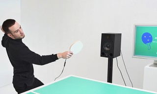 Ping Pong FM Brings Music and Table Tennis Together for a Sick Party Experience