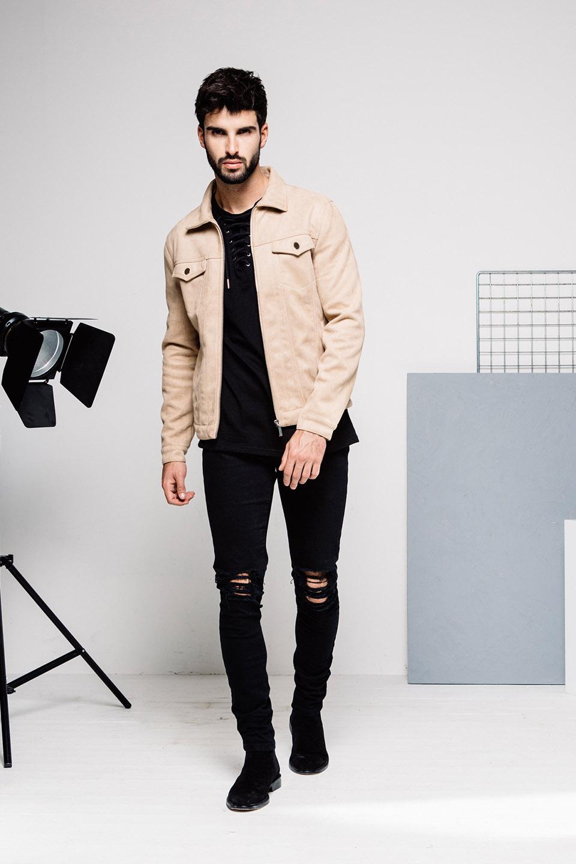 Upcoming UK Label Manière De Voir Presents Solid Outerwear Options for FW16