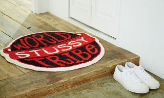 Stüssy Welcomes You Home With New Gallery1950 x Stüssy World Tribe Rug