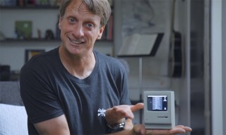 Watch Tony Hawk Nerd out Over His Lifelong Obsession With Tech