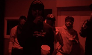 "Watch Skepta Spit in the Studio in Smoke Dawg's ""Overseas"""