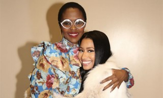Watch Nicki Minaj Break Down When Meeting Lauryn Hill