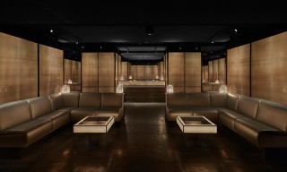 Here's Your First Look at the New Armani/Privé Club in Milan