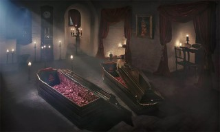 You Can Spend Halloween Night at Dracula's Castle in Transylvania for Free