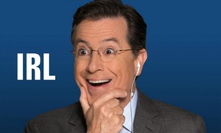 IRL: October 18, 2016   Stephen Colbert Helps Obama Find a New Job & Other News