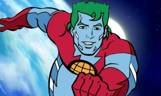 Leonardo DiCaprio Wants to Make a 'Captain Planet' Movie for '90s Kids