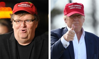 Michael Moore Made a Secret Donald Trump Documentary That Premieres Tonight