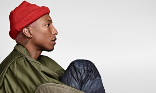"G-Star RAW and Pharrell Williams Go Behind the Scenes and Ask ""What is RAW?"" in FW16 Video Series"