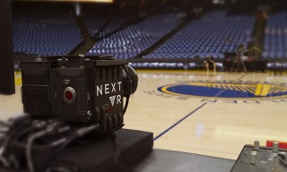 The NBA Announces Virtual Reality Streaming This Season