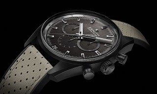 Zenith & Land Rover Launch Special Edition Watch Celebrating Their New Partnership
