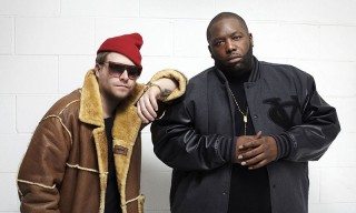 "Run the Jewels Share Pounding New Single ""Talk to Me"""