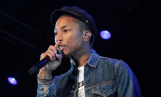 """Pharrell Delivers New Playful Track """"Runnin'"""" From the 'Hidden Figures' Soundtrack"""