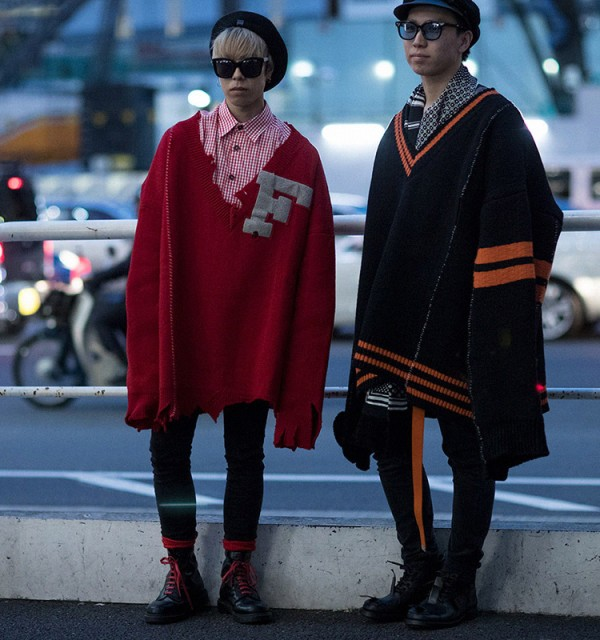 The Street Style From Tokyo Fashion Week SS17 Is Next Level, Unsurprisingly