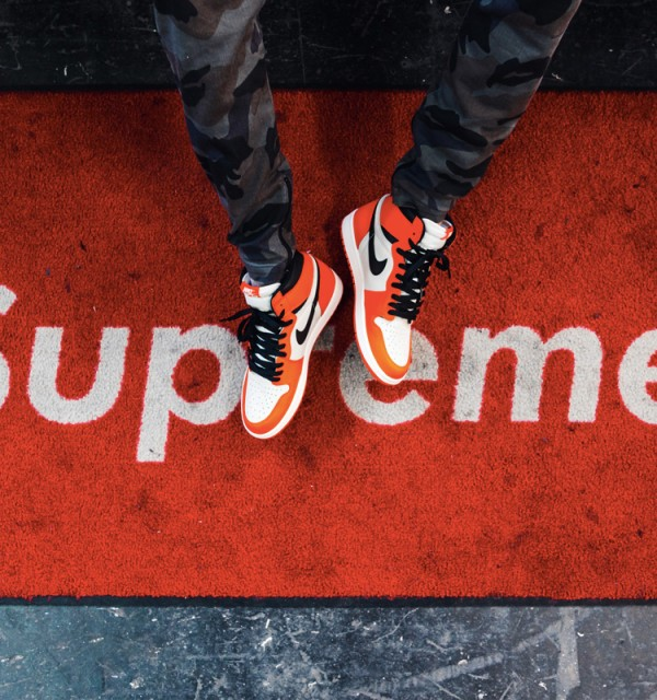 The 15 Best Sneakers Worn at Crepe City Fall 2016