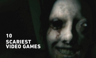 The 10 Scariest Video Games Ever Made