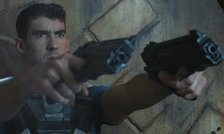 Michael Phelps Stars in Explosive 'Call of Duty: Infinite Warfare' Live-Action Trailer