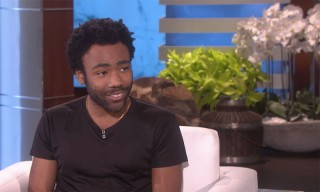 Donald Glover Talks 'Atlanta' & Playing Lando on 'Ellen'
