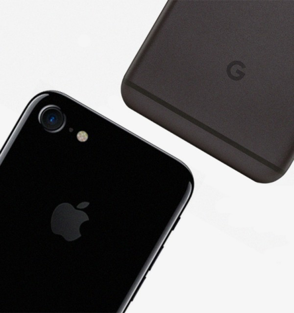Apple iPhone 7 vs. Google Pixel: Which Is the Better Phone?