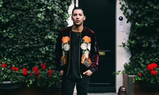 Here's How You Can Style Scotch & Soda's FW16 Velvet Bomber