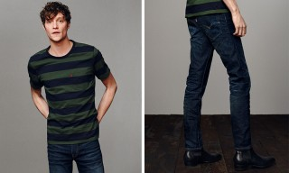 Levi's Classic 511 Jean Inspires the Brand New and Refined 512