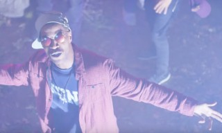 "Watch Kid Cudi's Psychedelic ""Surfin'"" Video Feat. Pharrell"