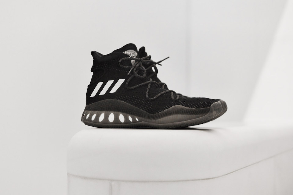 bc036239f730 SOTW  The Explosive adidas Basketball Sneaker That s a Style Slam Dunk -  Selectism