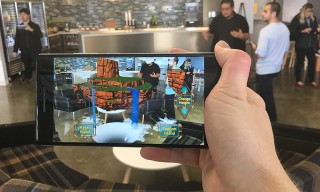 Google Launches Tango, Its Smartphone Augmented Reality System