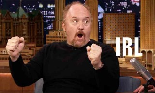 "Louis C.K.: ""Liberals who Don't Vote for Clinton are Pieces of Sh*t"" & Other News"