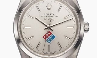 This Is the Inside Story Behind the Bizarre Domino's Rolex
