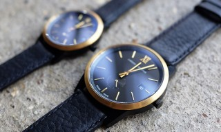 Larsson & Jennings Reveals Sleek New Limited Edition Watch for Fall