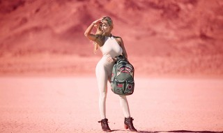 Sprayground Launches FW16 Collection With Video Starring Lindsey Pelas