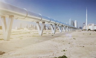 Hyperloop One Looks to Cut Travel Time Between Dubai and Abu Dhabi to Just 12 Minutes