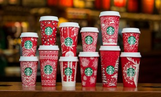 Starbucks' Signature Red Cups Return for the Holidays With Customer Designs