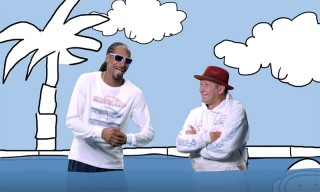 Snoop Dogg & Mark Gonzales Recount Tales of Their Days at the Local Olympic Pool