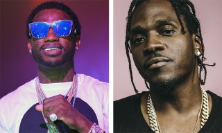 "Gucci Mane and Pusha T Hop on Common's ""Black America Again"" Remix"