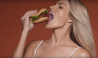 Jason Markk Bites the Burger Business in Risqué Shoe Cleaning Ad