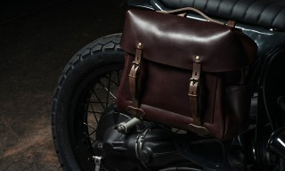 Bleu De Chauffe Teams up With Custom Motorcycle Garage on New Collection