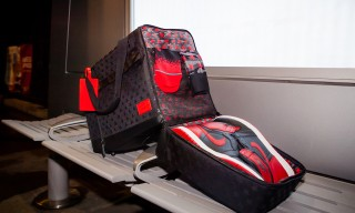 HEX Teams With Stance on a Capsule Collection of Sneaker-Centric Luggage