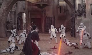 'Rogue One: A Star Wars Story' Featurette Reveals More New Scenes & Plot Details