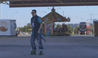 Cameron McNee Explores a Passionate Love for Roller Skating in Debut Film 'Skater'