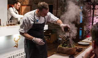 Here's What Went Down at the Final of Glenfiddich's World's Most Experimental Bartender Competition
