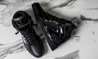 Radii Is Dropping 2 All-Black Silhouettes for Black Friday