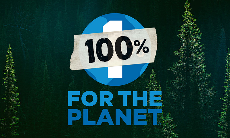 Social Good Marketing - One Percent for the Planet