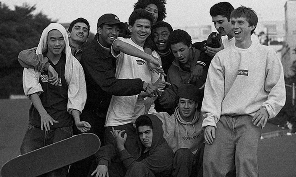 Supreme Skate Team These Were The Initial Members