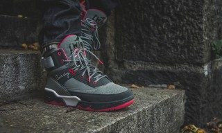 "Staple & Ewing Athletics Are Releasing This ""Pigeon"" 33 Hi on Black Friday"